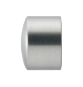 "End Cap Finial, fits 1-1/8"" Rail"