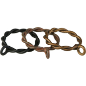 Wire Twist Ring- (Box of 50)