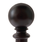 Ball Finial - Resin