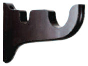 "Double Bracket, Outer 2"", Inner 1-3/8"""