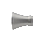 "Napoli Finial, fits 1-1/8"" Rail"