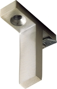 "Ceiling Bracket, fits 1-1/2"" Rail"