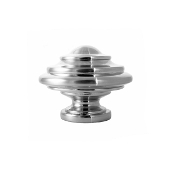 "Hampton Finial, fits 1-1/8"" Rod"